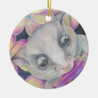 Sugar Glider Ornament Squeee Cuteness!