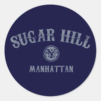 Sugar Hill Classic Round Sticker