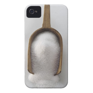 Sugar in a Wooden Scoop iPhone 4 Cover