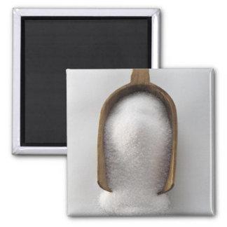 Sugar in a Wooden Scoop Magnet