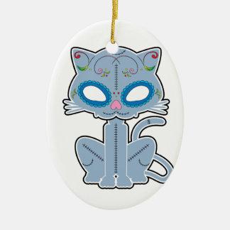 Sugar Kitty Series Ceramic Ornament