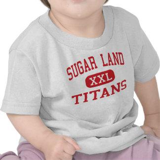 Sugar Land - Titans - Middle - Sugar Land Texas Tee Shirt