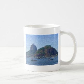 Sugar Loaf 3 Classic White Coffee Mug