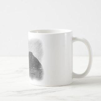 Sugar Loaf by Pencil Classic White Coffee Mug