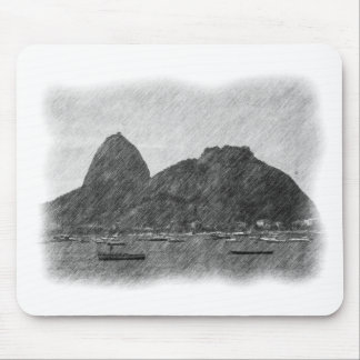 Sugar Loaf by Pencil Mousepad