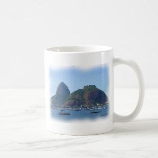 Sugar Loaf Classic White Coffee Mug