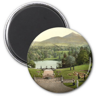 Sugar Loaf Mountain, County Wicklow 2 Inch Round Magnet