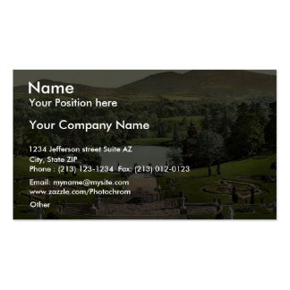 Sugar Loaf Mountain, from Powerscourt. Co. Wicklow Double-Sided Standard Business Cards (Pack Of 100)