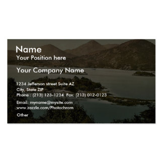 Sugar Loaf Mountain. Glengariff. Co. Cork, Ireland Double-Sided Standard Business Cards (Pack Of 100)