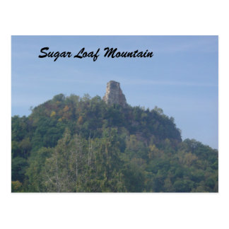 Sugar Loaf Mountain Postcard