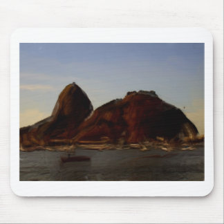 Sugar Loaf Paint 2 Mouse Pad
