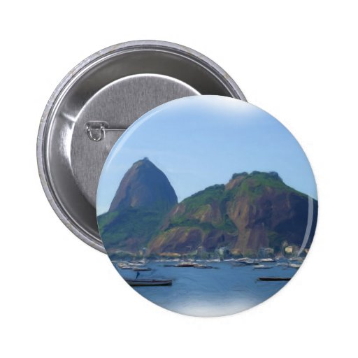 Sugar Loaf Pinback Buttons