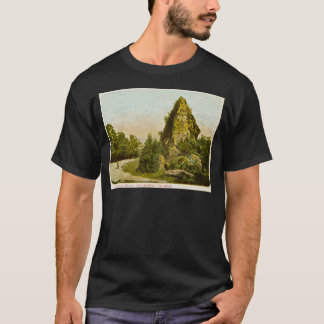 Sugar Loaf Rock  Mackinac Island Michigan T-Shirt