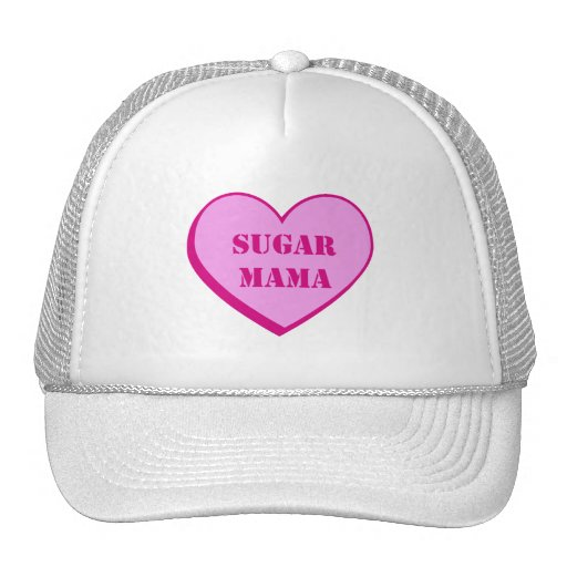 Sugar Mama Trucker Hats