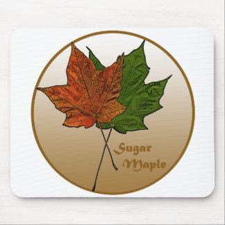 Sugar Maple Tree Mouse Pad