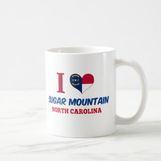 Sugar Mountain, North Carolina Coffee Mug