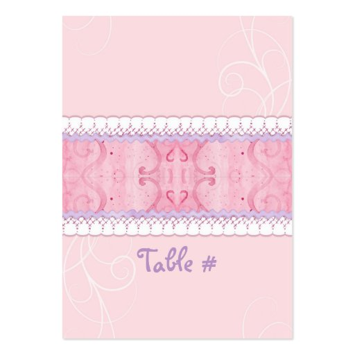 Baby Shower Seating: Baby Shower Table Seating Cards Business