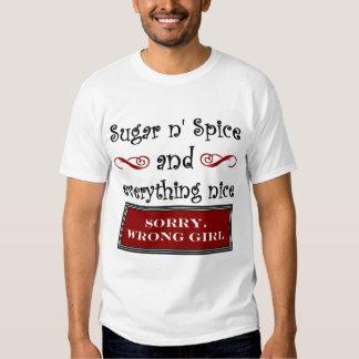 Sugar n' Spice T-shirt