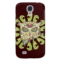 Sugar Owl Galaxy S4 Case
