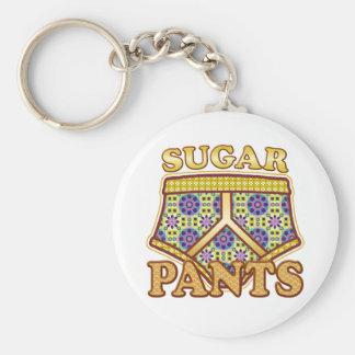 Sugar Pants v2 Keychain
