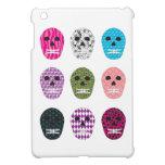 Sugar Pattern Skulls iPad Mini Case