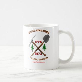 Sugar Pine Mine, Galice, OR 1872 1776 Coffee Mug