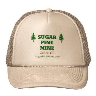 Sugar Pine Mine, Galice, OR Souvenir Baseball Cap Trucker Hat