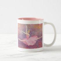 Sugar Plum Fairy 2-Sided Mug