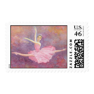 Sugar Plum Fairy Postage Stamps
