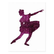 Sugar Plum Fairy Postcard
