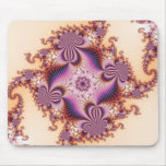 Sugar Plums - Fractal Mouse Pad