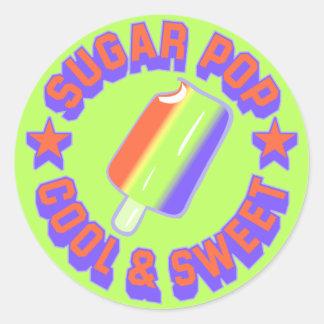 Sugar Pop Stickers
