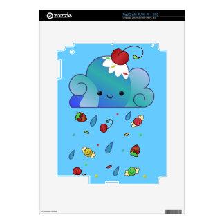 Sugar Rain Skins For The iPad 2
