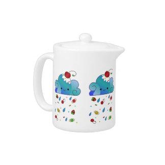 Sugar Rain Teapot
