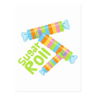 Sugar Roll Postcard