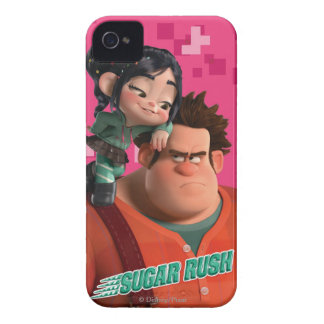 Sugar Rush iPhone 4 Cover