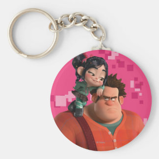 Sugar Rush Keychain