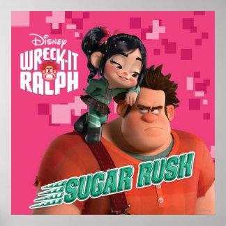 Sugar Rush Posters