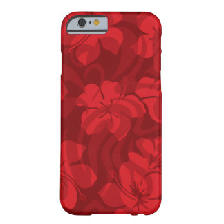 Sugar Shack Hawaiian Hibiscus Barely There iPhone 6 Case