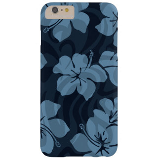 Sugar Shack Hawaiian Hibiscus Barely There iPhone 6 Plus Case