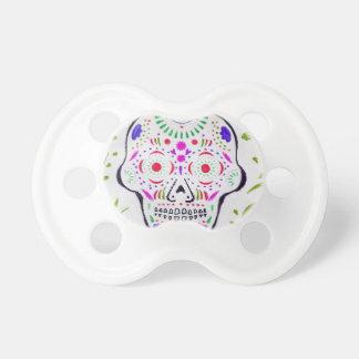 Sugar Skull 4 Pacifier