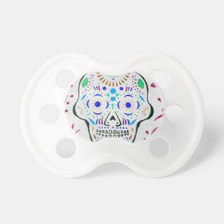 Sugar Skull 6 Pacifiers