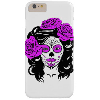 Sugar Skull Beauty Iphone Case Barely There iPhone 6 Plus Case