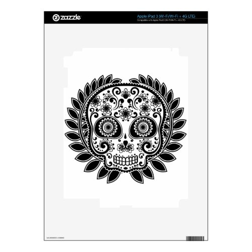 day of the dead sugar skull art wicked costume ideas