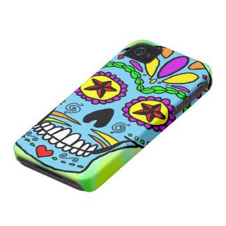 Sugar Skull BlackBerry Bold Case