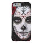 Sugar Skull by Mike Morgan Designs iPhone 6 Case