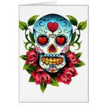 Sugar Skull Cards