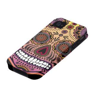 sugar skull vibe iPhone 4 case