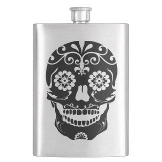Sugar Skull Classic Flask