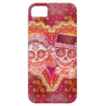 Sugar Skull Couple iPhone 5 Case by Case-Mate